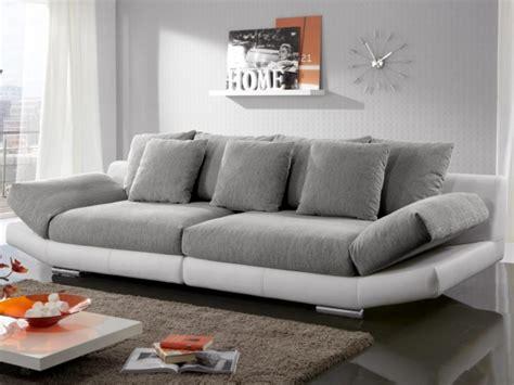 canapes gris photos canapé gris et blanc
