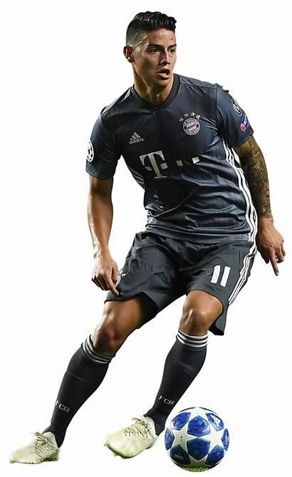 James Rodriguez Render Rodriguez Footyrenders Football
