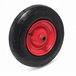 Roue Brouette 3 50 8 : roue compl te de brouette en polyur thane ~ Dailycaller-alerts.com Idées de Décoration