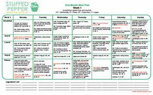 My one-month meal plan: gluten-free, dairy-free, soy-free, kid ... Healthy Soy Plan