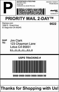 How to add a message or reference number to a shipping label for How to send a shipping label