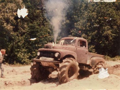 old grave digger monster truck old photo of grave digger monster truck mud truck