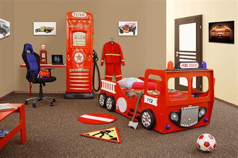 d 233 co chambre theme pompier