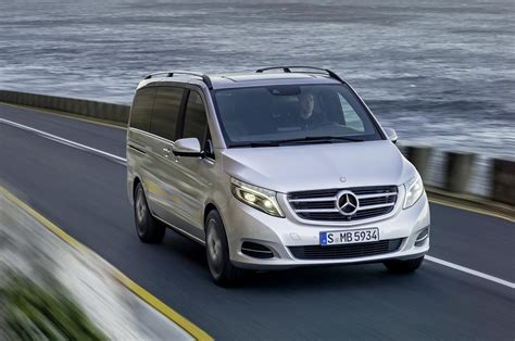 Mercedes-Benz V-Class (W447) officially unveiled Image 225684