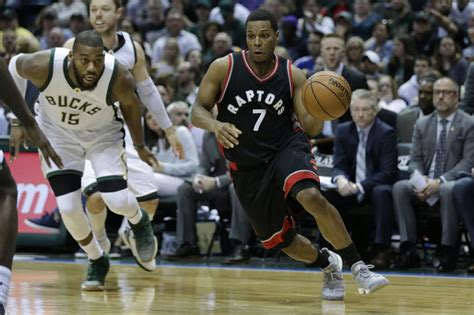 NBA Playoffs: Toronto Raptors top Milwaukee Bucks (Game 5 ...