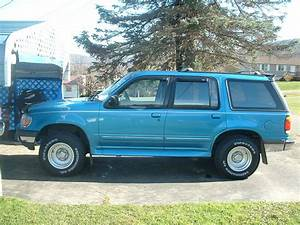 96 Ford Explorer Owners Manual Gas Tank Interior Fuse Box