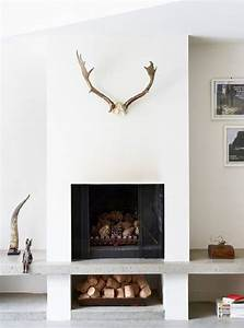 Scandinavian-modern-style-fireplace, -, Home, Decorating, Trends