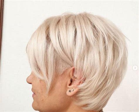 Burvīgi īsie matu griezumi sievietēm, kurām pāri 50 (Foto ...