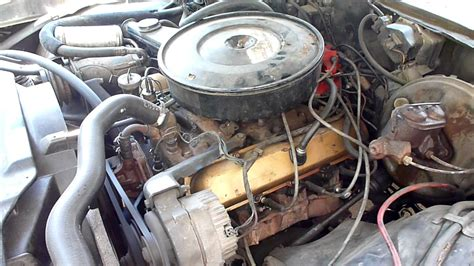 1972 Oldsmobile Cutlas Engine Diagram 1972 oldsmobile cutlass s golds 350 rocket engine