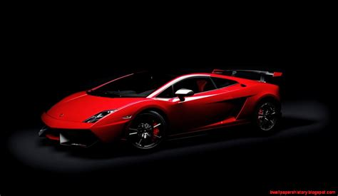 Red Lamborghini Reventon Wallpaper