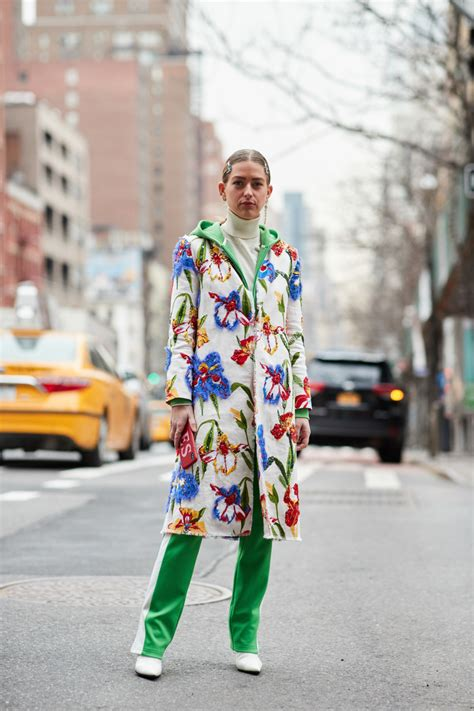 New Style the best style moments from new york fashion week