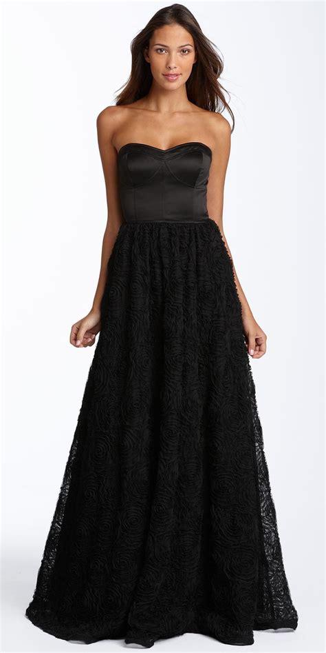 Long black evening dresses | Trendy Dress