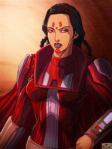 SWTOR Chalactan Sith Lady by suppa-rider by Aliens-of-Star ...