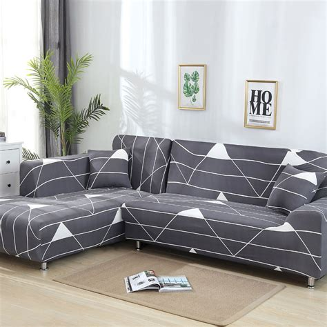 shaped sofa cover stretch sectional couch cover sofa set