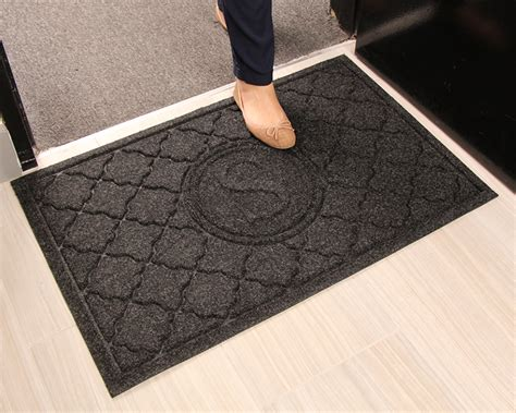 Beautiful Welcome Mats by Beautiful Waterguard Welcome Mats For Entrances