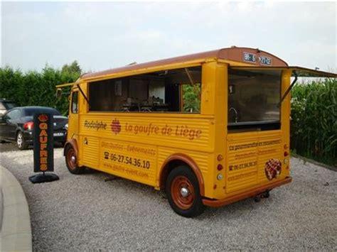camion cuisine occasion occasion citroen ds hy fourgon à vendre annonces à