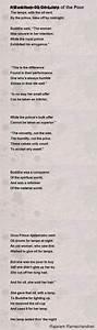 Buddha 33 oil lamp of the poor poem by rajaram for Lamp light poem