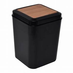 Bambou Noir Prix : poubelle bambou noir poubelle eminza ~ Teatrodelosmanantiales.com Idées de Décoration