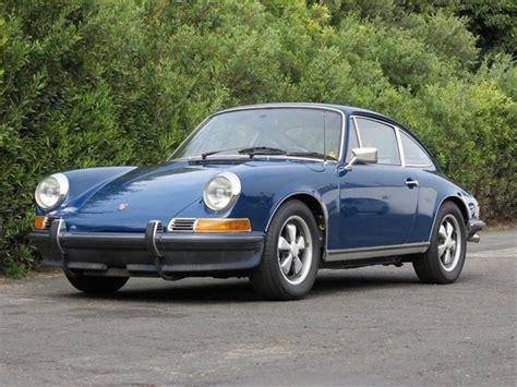1972 Porsche 911s For Sale Katy, Texas