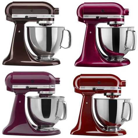 mixer kitchenaid stand kitchen colors deals mixers amazon brown food