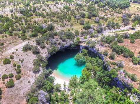 lake home decorating amazing aerial shows side of hamilton pool a