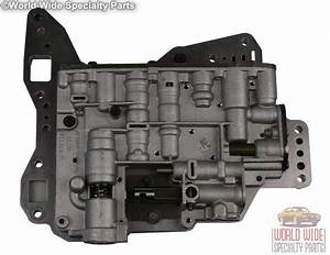 Ford C6 Valve Body Gas  Early Style With Clicker Manual