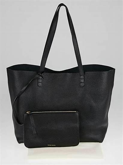 Mansur Gavriel Tote Bag Leather Tumble Handbags