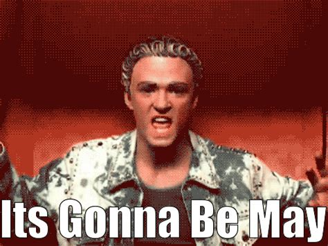 Its Gonna Be May Meme - the internet is preparing for the onslaught of it s gonna be may justin timberlake memes e news