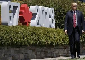 "President Trump Blasts ""Fake News"" CNN During G-7 Summit ..."