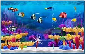 Animated fish tank screensaver mac - Download free