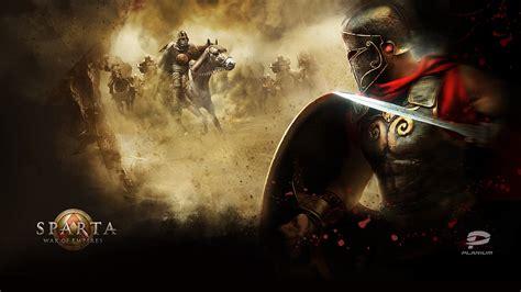 Spartan War by Sparta War Of Empires Wallpapers