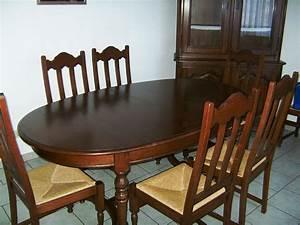 Esstisch Mit Stühlen Gebraucht : eichentisch esstisch oval tisch eiche mit 6 st hlen ausziehbar max 230 cm ebay ~ A.2002-acura-tl-radio.info Haus und Dekorationen
