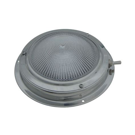 marine led cabin lights switched led stainless steel cabin lights sheridan marine