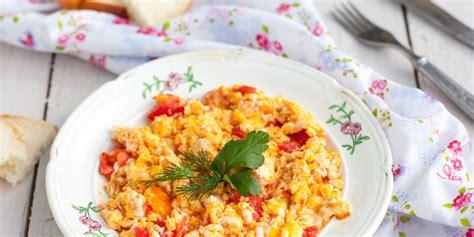 Egg And Tomato Chinese Recipe Stir Fried Egg And Tomato Recipe Epicurious Com