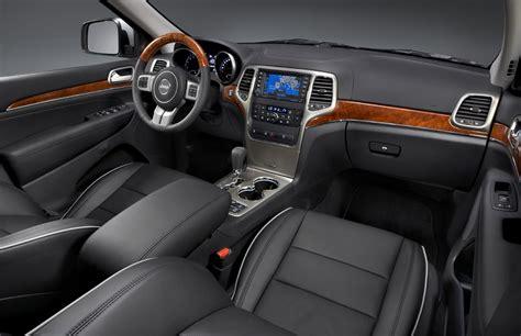 jeep grand cherokee wk  grand cherokee interior