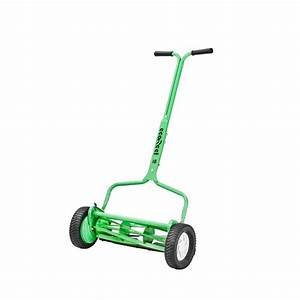 Ecoreel 18 In  Push Reel Mower