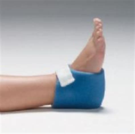 Heel Protectors For Bed Sores by Deroyal Foam Heel Protectors