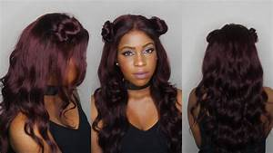 Dye Black Hair Burgundy Find Your Perfect Hair Style