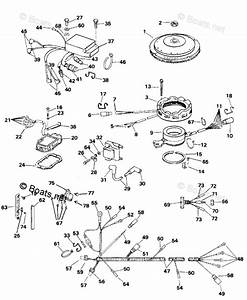 Johnson Outboard Parts By Year 1994 Oem Parts Diagram For