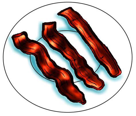 Bacon Clipart Bacon Clip Cookbook Clipart 4