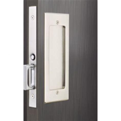 emtek pocket door hardware emtek 2114 emtek modern rectangular passage pocket door