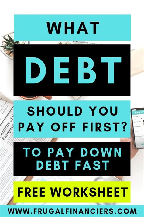 There are lots of other ways to pay off credit card debt if a personal loan isn't an option for you. How to Decide What Debt to Pay Off First | Debt free, Paying off credit cards, Debt