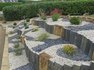 Prix Ardoise Deco Jardin : ardoise dcorative jardin finest pas japonais palissade ~ Premium-room.com Idées de Décoration