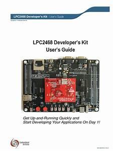 Lpc2468 Oem Board Users Guide