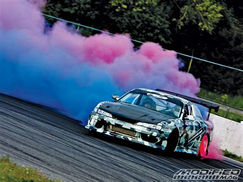 Drifting And The Popular Culture Of Drift Racing