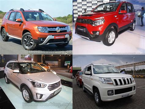 6 Affordable Compact Suvs With An Automatic Gearbox