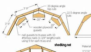 The Speed Square Is Invaluable When Building A Shed