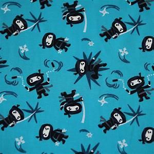 Jersey Stoffe Kinder : jersey stoff schwarze ninjas petrol kinderstoffe kaufen ~ Markanthonyermac.com Haus und Dekorationen