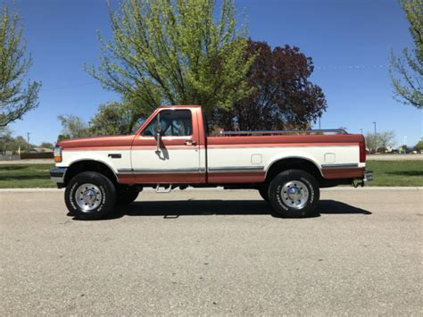 automobile air conditioning repair 1994 ford f250 transmission control 1994 ford f 250 xlt 4x4 7 5l 460 v 8 with only 76 691 actual miles