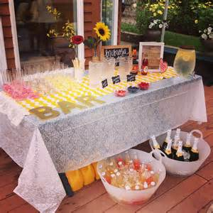 wedding tablecloth ideas mimosa bar archives every day should sparkle